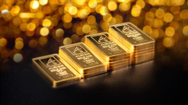 Gold Bar 1 baht